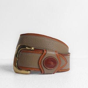 Dooney & Bourke AWL Belt